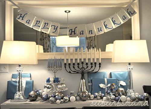 Hanukkah Decorating At Its Best - Outdoor Hanukkah Decorations Holiday Design