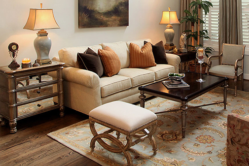 High point trends mixed metals for Mixing metals in living room