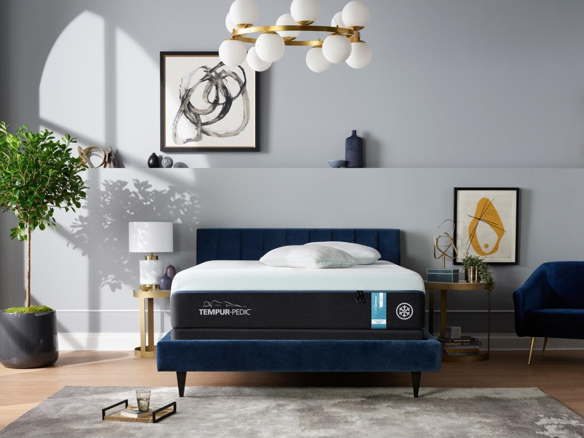 Tempur-Luxe Memory Foam Mattress