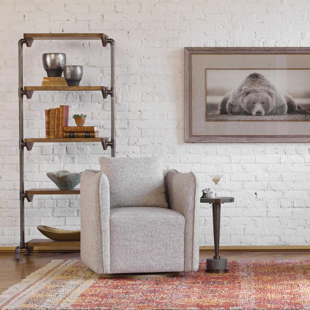 Reading Nook with Recliner