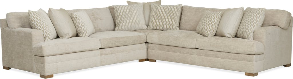 White Sectional Sofa