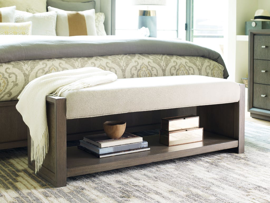Highline Upholstered Bench