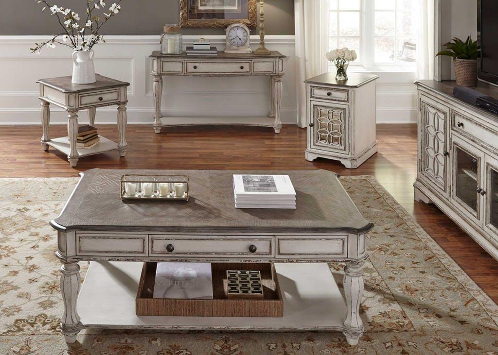 Magnolia Manor Coffee Table