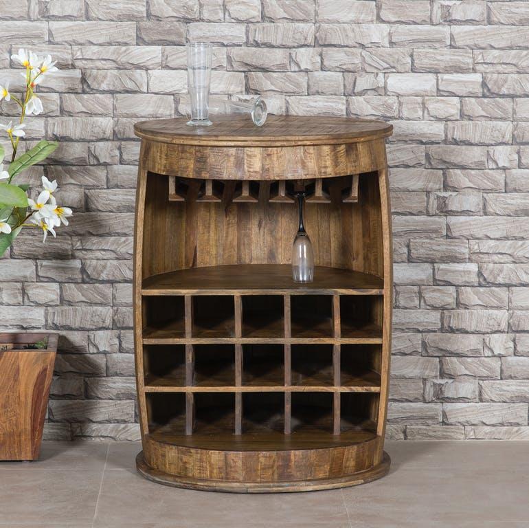 Bar & Wine Cabinet