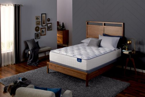 Serta Plush Mattress for Sale