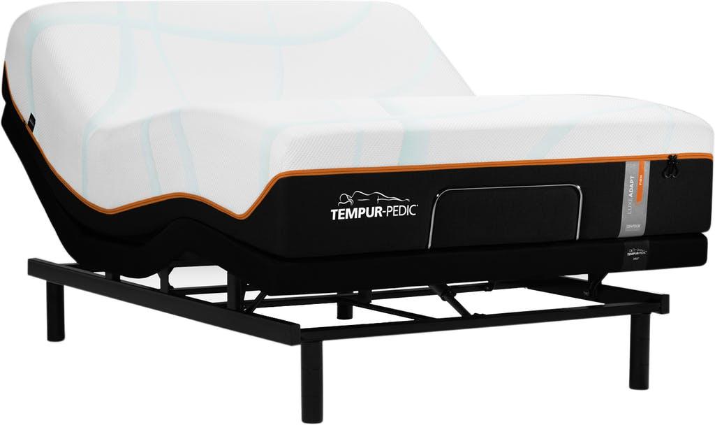 Tempur_Luxe Adjustable Memory Foam Mattress