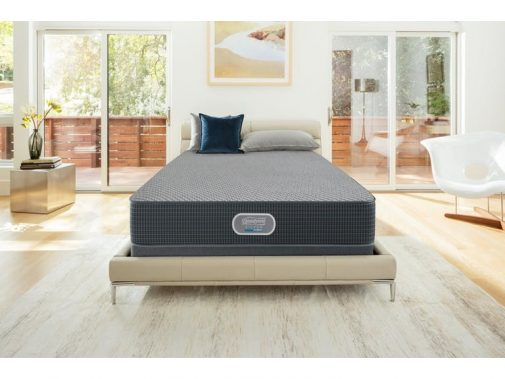 Beautyrest Silber Hybrid Medium Firm Mattress