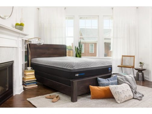 Sealy Hybrid Kelburn Comfort Firm Mattress