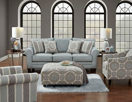 Madison Mist Lawson Sofa