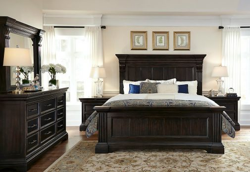 Caldwell Panel Bed