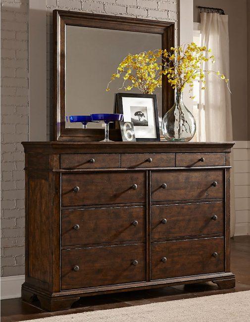 Trisha Yearwood Dresser with Mirror