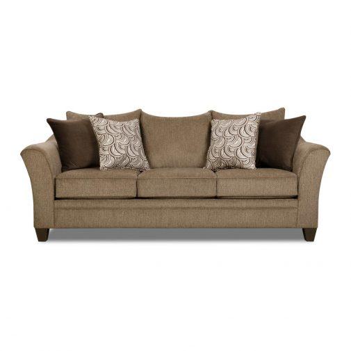 Tan Sleeper Sofa