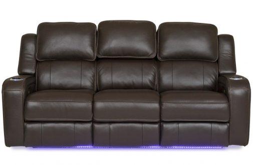 3-Seat Theater Seating Sofa