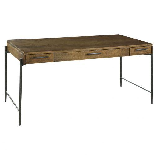 Rustic Wood Writing Desk