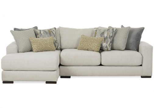 Overstuffed Small Sectional Sofa