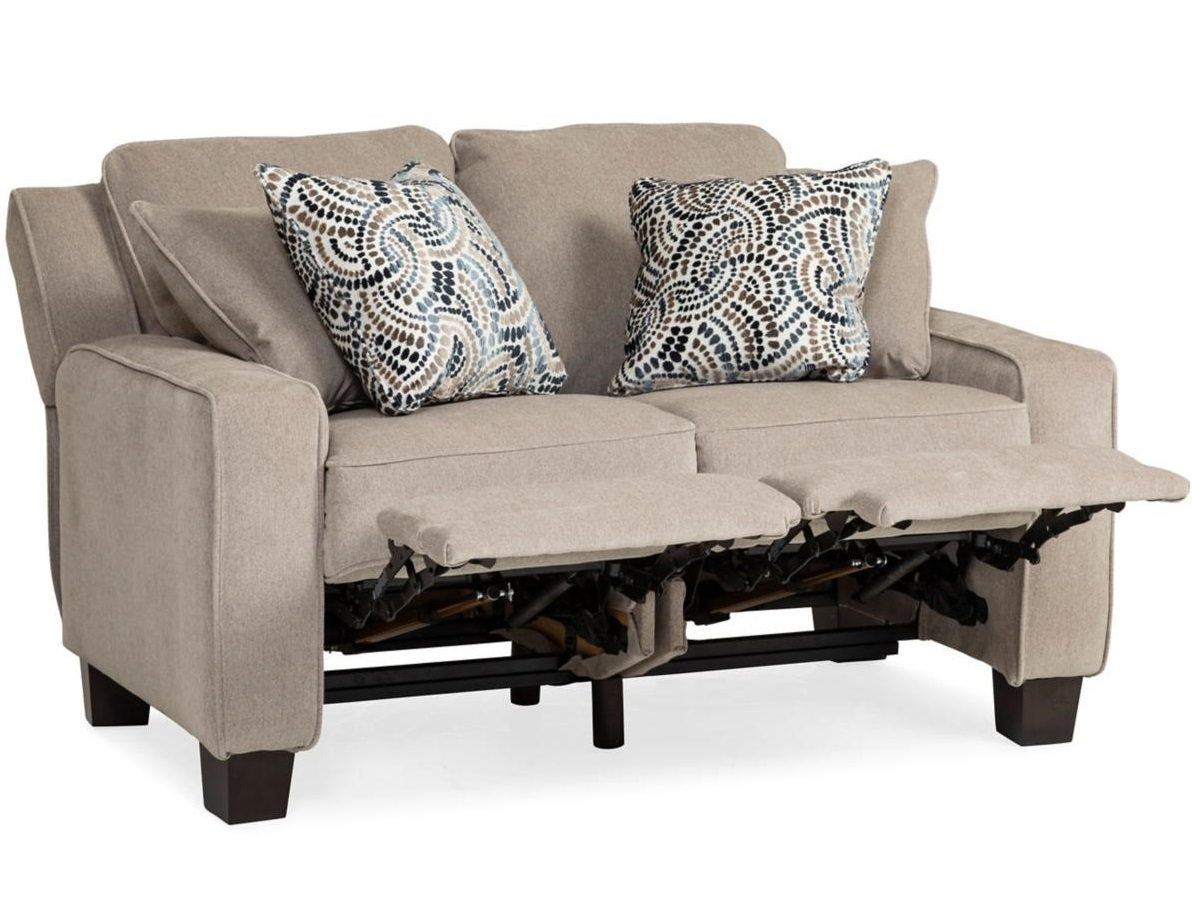 West End Power Reclining Loveseat