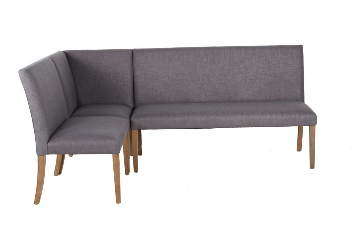Makenzie L-Shaped Dining Bench