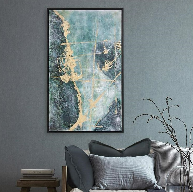 Avezzano II Abstract Wall Art