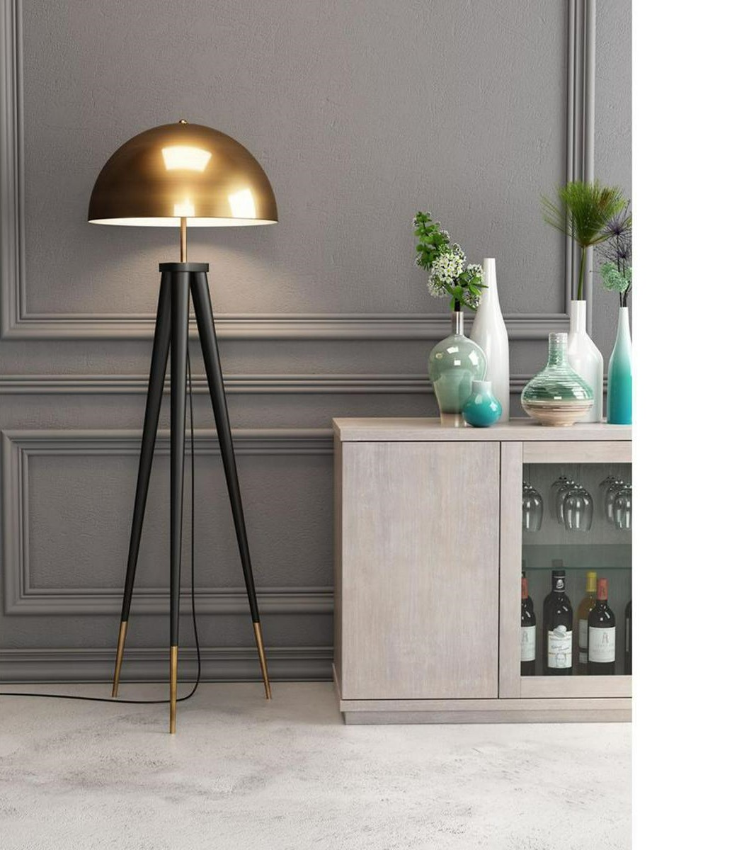 Mason Floor Lamp - Living Room Lighting